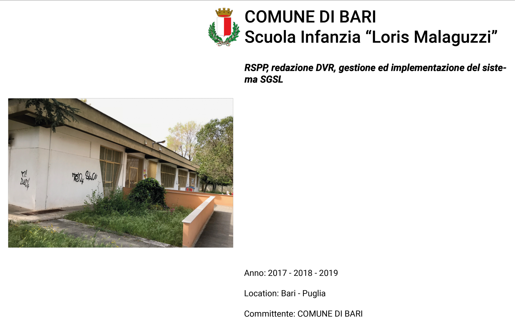 "ZZZZZZZZZ.Bari-Scuola-Infanzia-""Loris-Malaguzzi"""