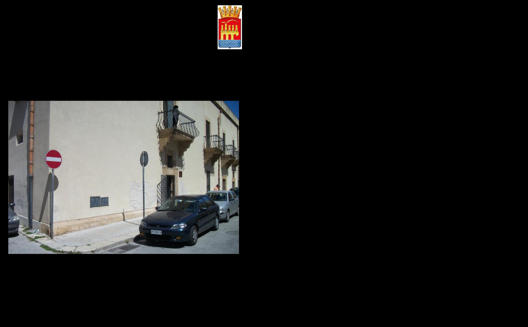 """L.Trapani-Delegazione-Municipale-""""Borgo-Madonna"""""""